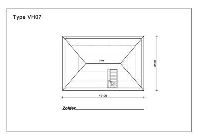 Type VH07 Zolder A4