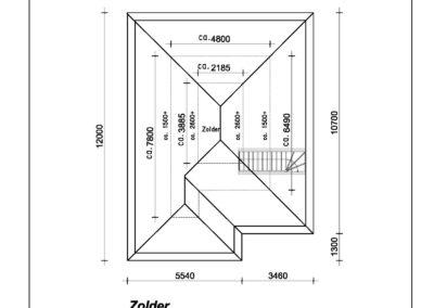 Type VH22 Zolder A4