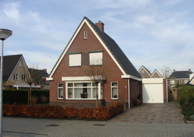 Vrijstaande woning Nw Amsterdam