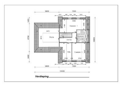 Type VH02 1e Verdieping-1