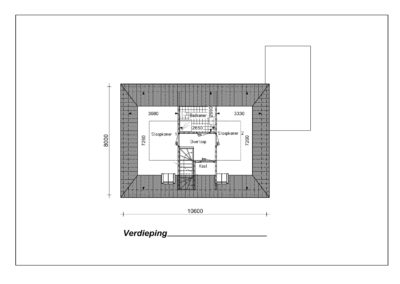 Type VH05 1e Verdieping-1