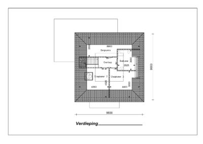 Type VH06 1e Verdieping-1