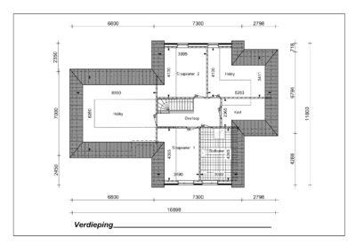 Type VH10 1e verdieping-1