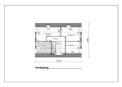 Type VH29 1e verdieping-1
