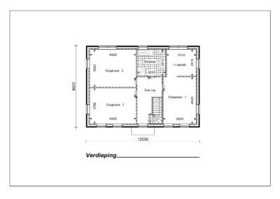 Type VH30 1e Verdieping-1