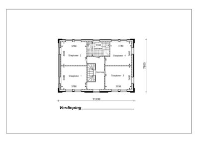 Type VH32 1e Verdieping-1