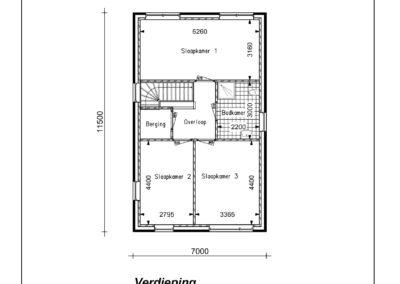 Type VH33 1e Verdieping-1