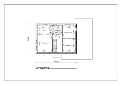 Type VH35 1e Verdieping-1
