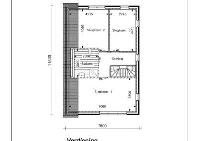 Type VH36 1e Verdieping-1