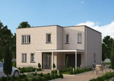 VH42  €279.000,-  Hoofdbouw 7,1 x 10,1 m¹
